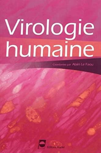 9782361100124: virologie humaine