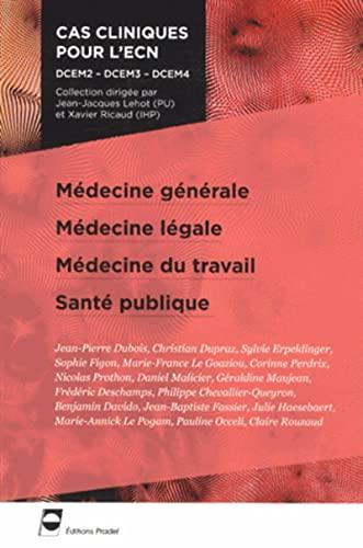 Medecine generale medecine legale medecine dutravail: Lehot Jean Jacques