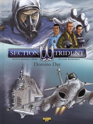 9782361180294: Section trident, Tome 1 (French Edition)