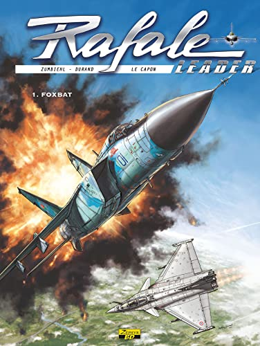 9782361180447: Rafale leader, Tome 1 : Foxbat - édition standard