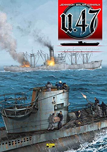 9782361181277: U.47, Tome 4 : L'Amérique contre-attaque