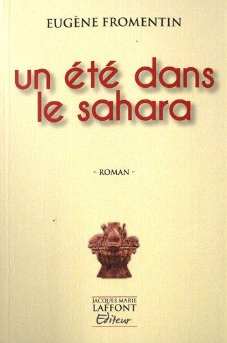 9782361240080: Un été dans le Sahara