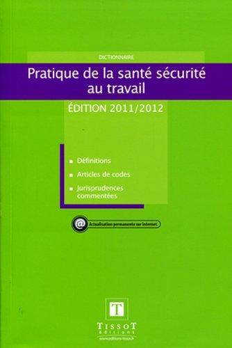 9782361260132: Pratique de la santé sécurité au travail (French Edition)