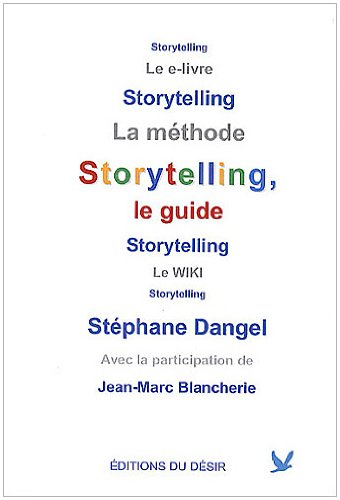 9782361270001: Storytelling, le guide
