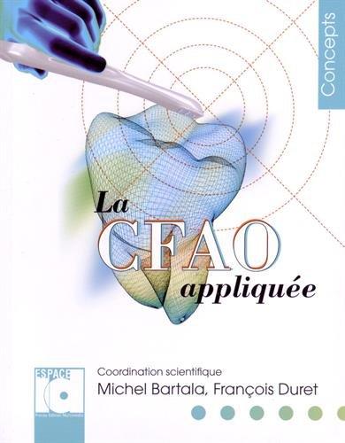 9782361340216: La CFAO appliquée