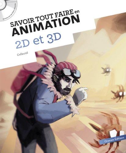 9782361450410: Savoir tout faire en animation