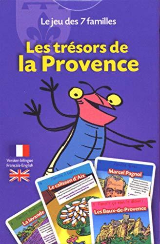 9782361520717: Jeu 7 familles - trésors de Provence