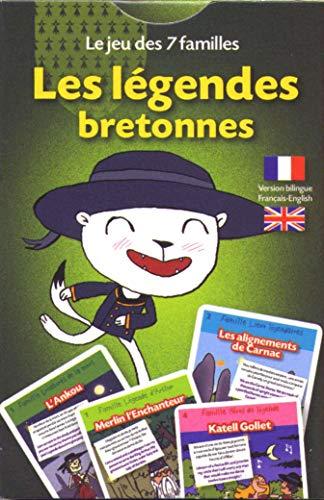 9782361520847: Jeu 7 familles - légendes bretonnes