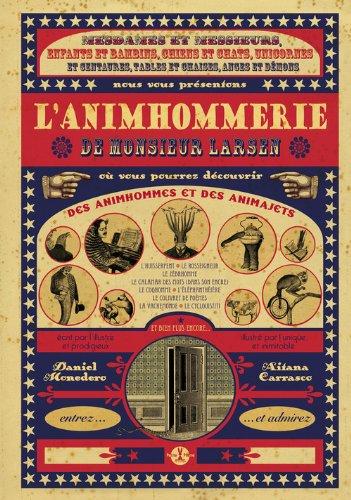 9782361540258: L' animhommerie de monsieur Larsen