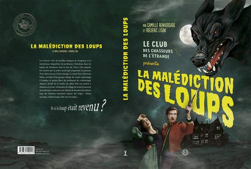 9782361540418: Mal'diction Des Loups(la) (English and French Edition)
