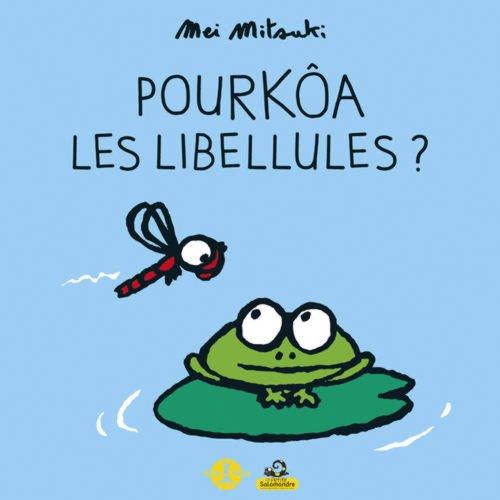9782361540586: Pourka La Libellule (English and French Edition)