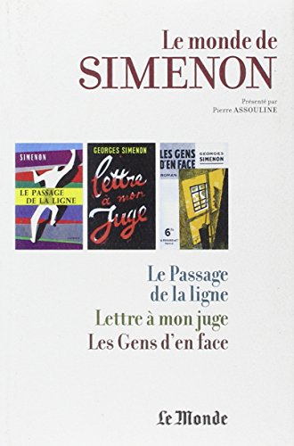 9782361560614: MONDE DE SIMENON T08 PARTIR