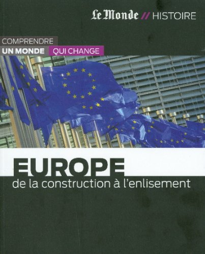 9782361560942: EUROPE-DE LA CONSTRUCTION A L ENLISEMENT