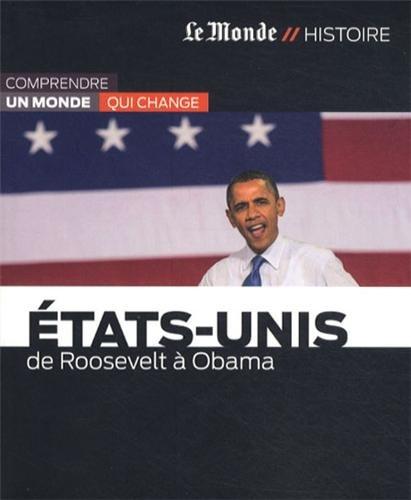9782361560966: ETATS-UNIS-DE ROOSEVELT A OBAMA