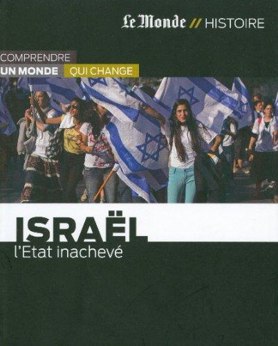 9782361560973: ISRAEL-L ETAT INACHEVE