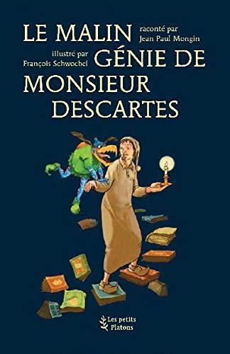 9782361650216: Le malin génie de monsieur Descartes (French Edition)