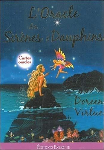 ORACLE DES SIRENES ET DAUPHINS - CARTES: VIRTUE DOREEN
