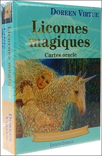 LICORNES MAGIQUES - CARTES ORACLE: VIRTUE DOREEN