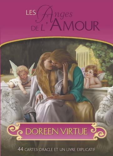 9782361880675: Les Anges de l'Amour : 44 cartes oracle et un livre explicatif