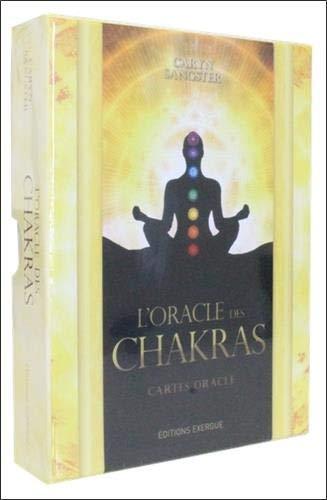 ORACLE DES CHAKRAS (L') (COFFRET): SANGSTER CARYN