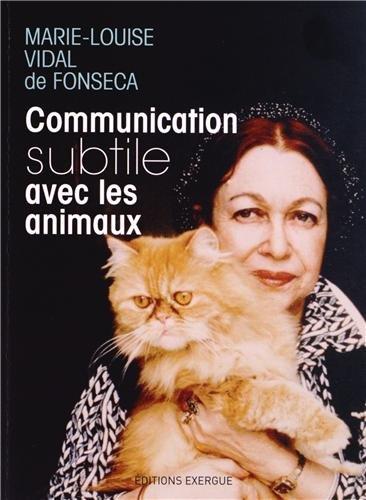 9782361880835: Communication subtil avec les animaux