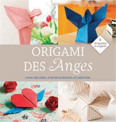 9782361880972: Origami des anges