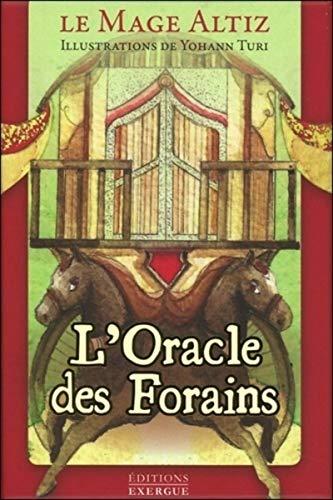 ORACLE DES FORAINS (L') (TAROT): ALTIZ LE MAGE