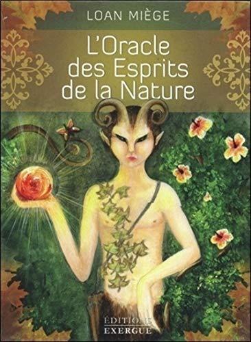 9782361881498: Coffret l'Oracle des Esprits de la Nature