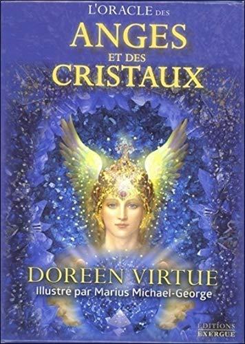 9782361882648: L'oracle des anges et des cristaux : Avec 44 cartes