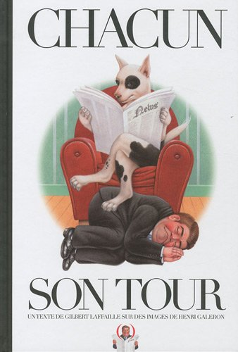 9782361930257: Chacun son tour (French Edition)