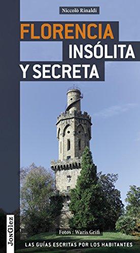 9782361950040: Guía Florencia insólita y secreta (Secret (Amberley))