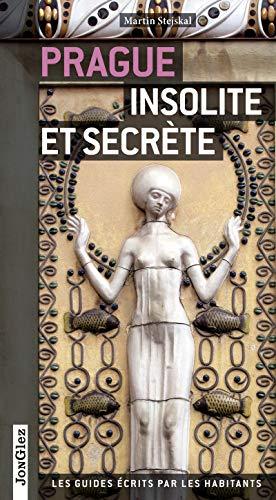 9782361950194: Prague insolite et secrète