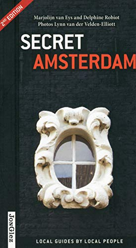 9782361950224: Secret Amsterdam: Local Guides By Local People