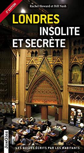 9782361950385: Londres insolite et secrète V2