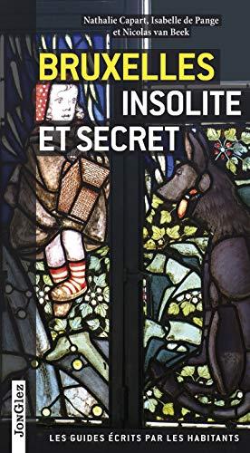 9782361950392: Bruxelles insolite et secret