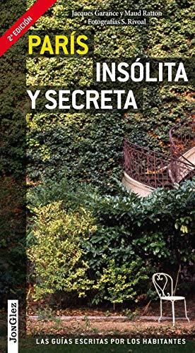 9782361950453: Guía París insólita y secreta