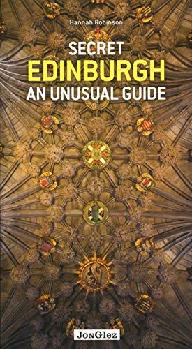 9782361951481: Secret Edinburgh An unusual guide