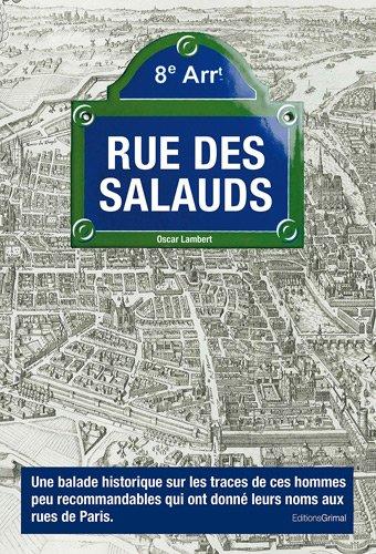 9782362030345: Rue des salauds