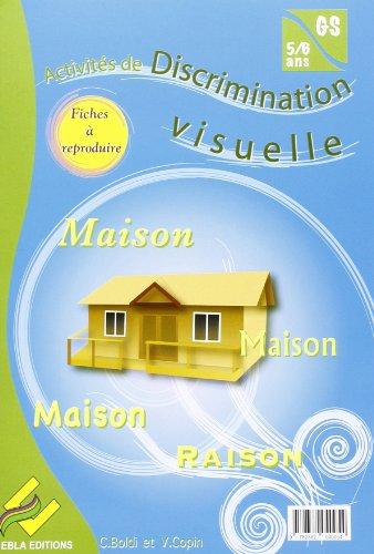 9782362040054: GS-Discrimination visuelle 5/6 ANS