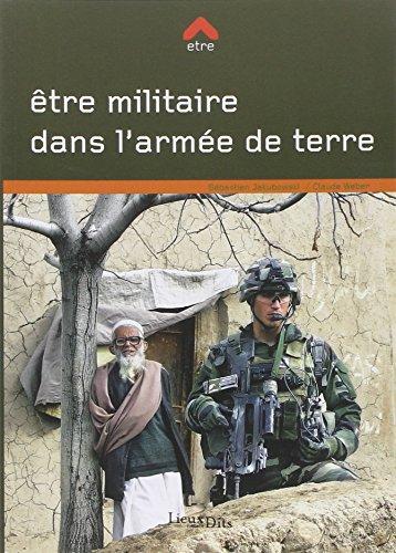 9782362190339: Etre Militaire Dans l'Armee de Terre