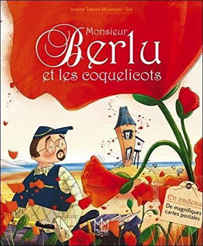 9782362210327: Monsieur Berlu et les coquelicots