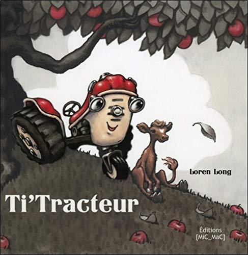 9782362211669: Ti'Tracteur (souple)