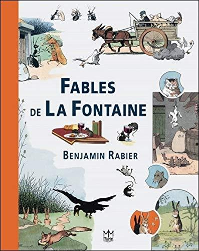 FABLES DE LA FONTAINE: RABIER BENJAMIN