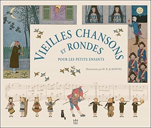 Vieilles chansons et rondes pour les petits: Maurice Boutet de