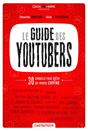 9782362311840: Le Guide des Youtubers (CAS.NON FICTION)