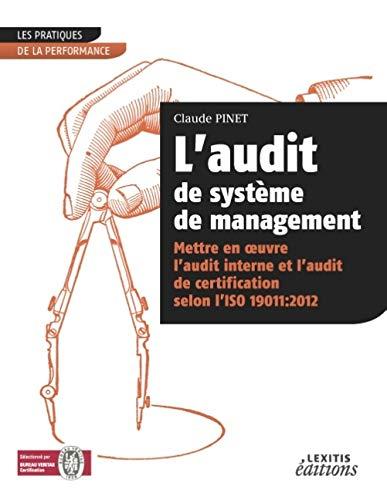 L' audit de système de management: Claude Pinet