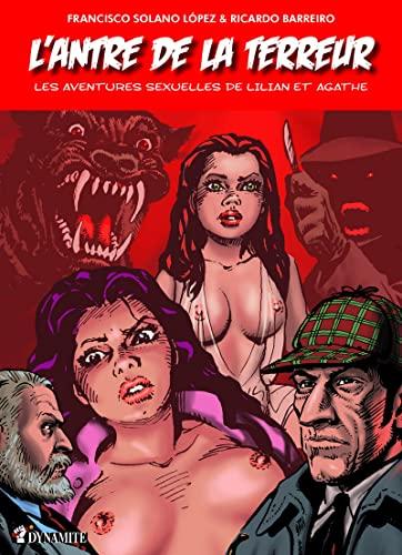 9782362341243: Les aventures sexuelles de Lilian et Agathe : Tome 2, L'antre de la terreur (Outrage)