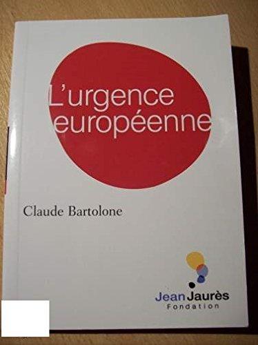 9782362440656: L'urgence europ�enne
