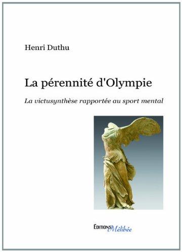 9782362524448: La Pérennité d'Olympie