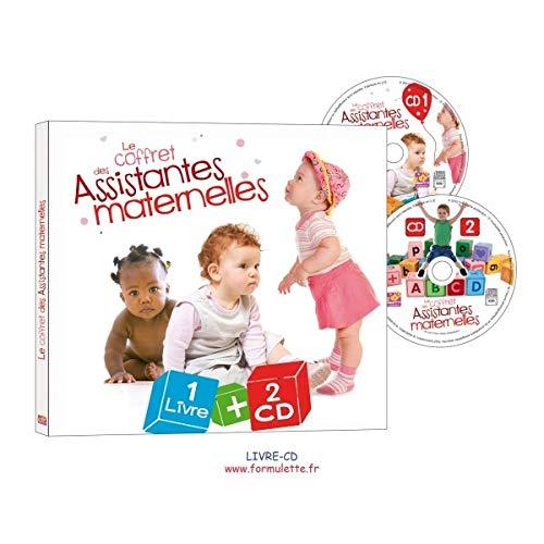 9782362560033: Le coffret des Assistantes maternelles (2CD audio)